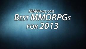 Best-MMORPG-2013