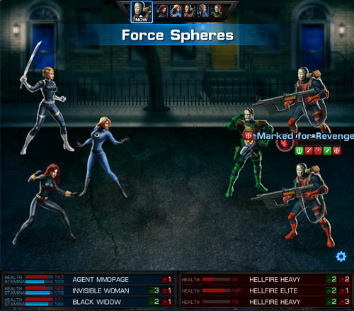 avengers alliance3 Marvel Avengers Alliance Review