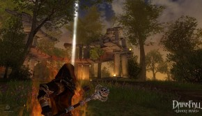 darkfall unholy wars pvp video