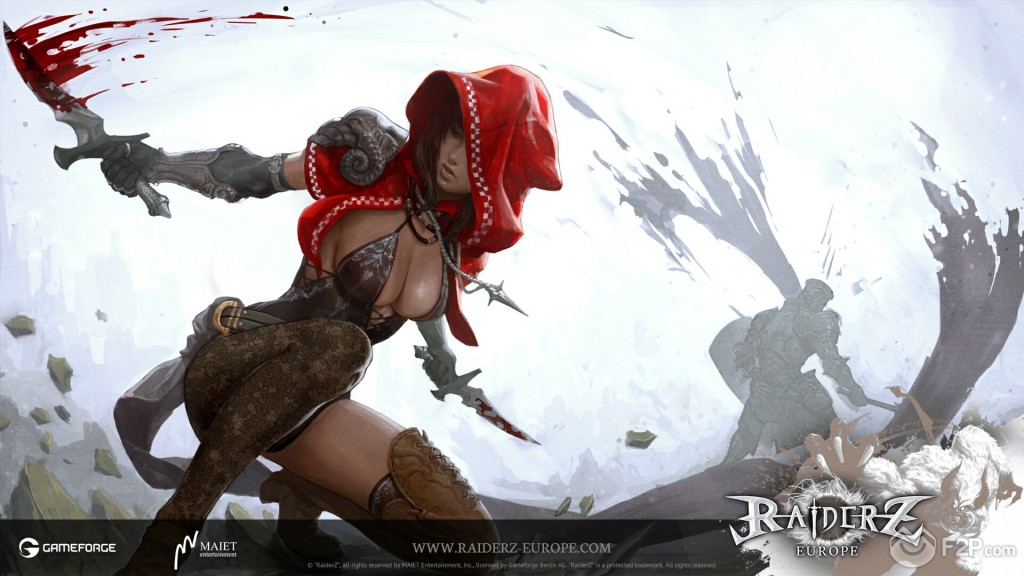 raiderz 1024x576 The Best MMORPGs to Play   May 2013